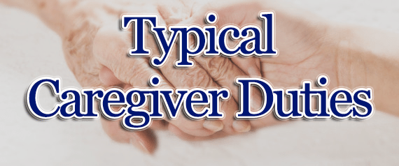 Typical Caregiver Duties7 min read